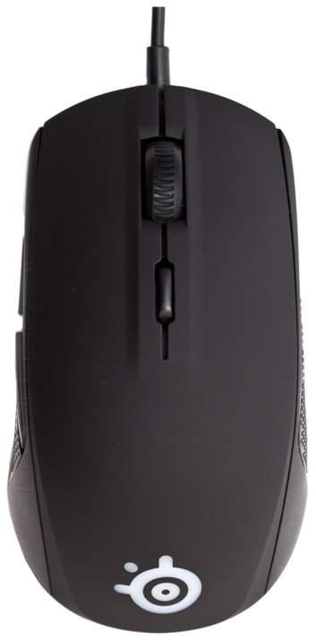Игровая мышь SteelSeries Rival 100 Black (62341)
