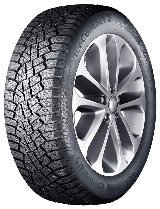 Шины Continental IceContact 2 155/65 R14 KD 75T