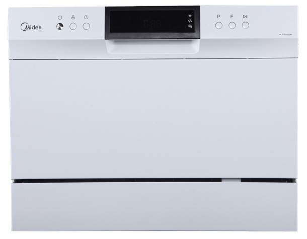 Посудомоечная машина компактная Midea MCFD55500W white