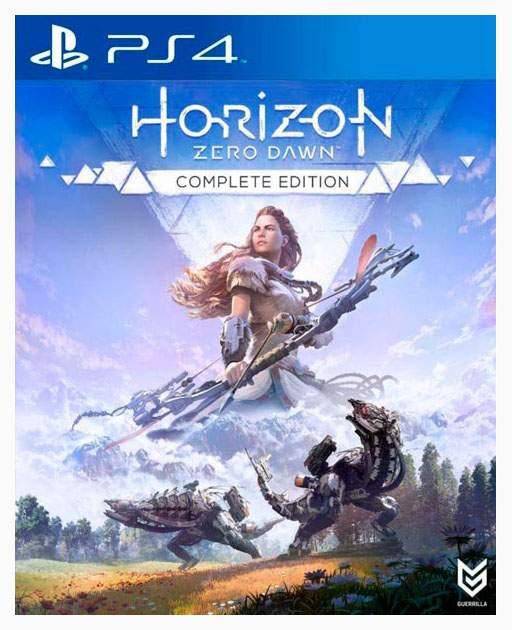 Игра Horizon Zero Dawn Complete Edition для PlayStation 4