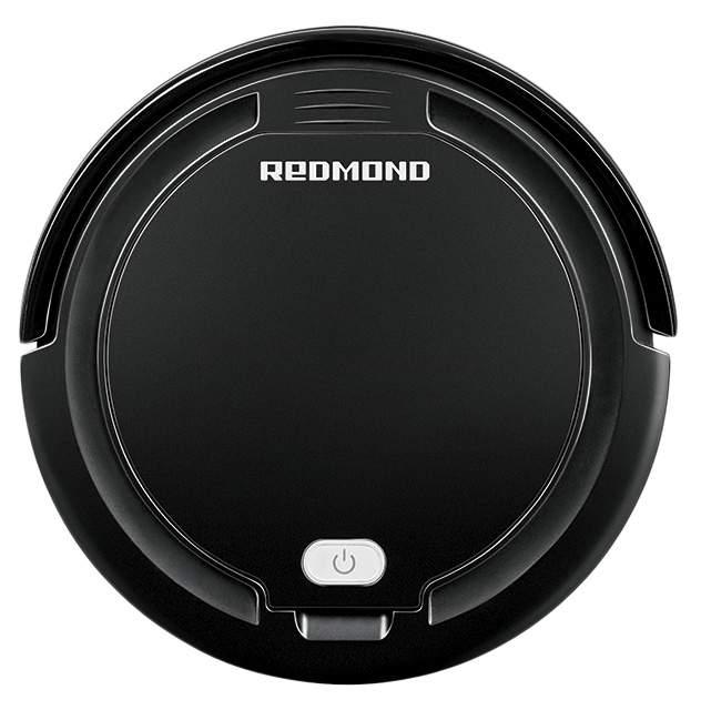 Робот-пылесос Redmond  RV-R350 Black