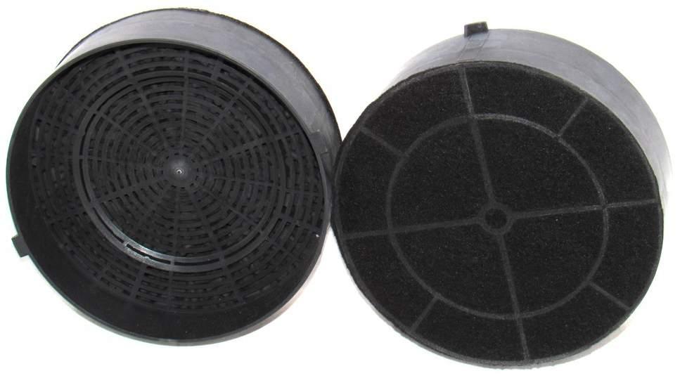 Фильтр угольный кассетный Elikor Ф-00, в комплекте 2 штуки