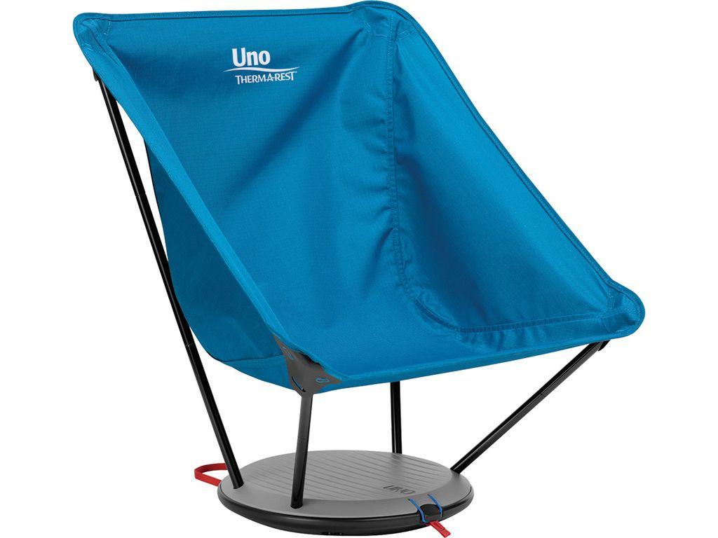 Кресло складное Therm-A-Rest Uno Chair синий