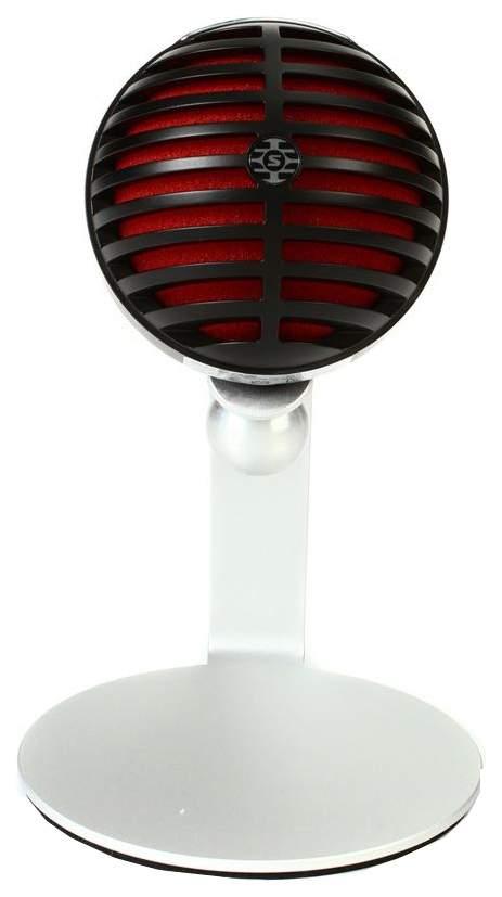 Конденсаторный микрофон Shure MV5 (Black)