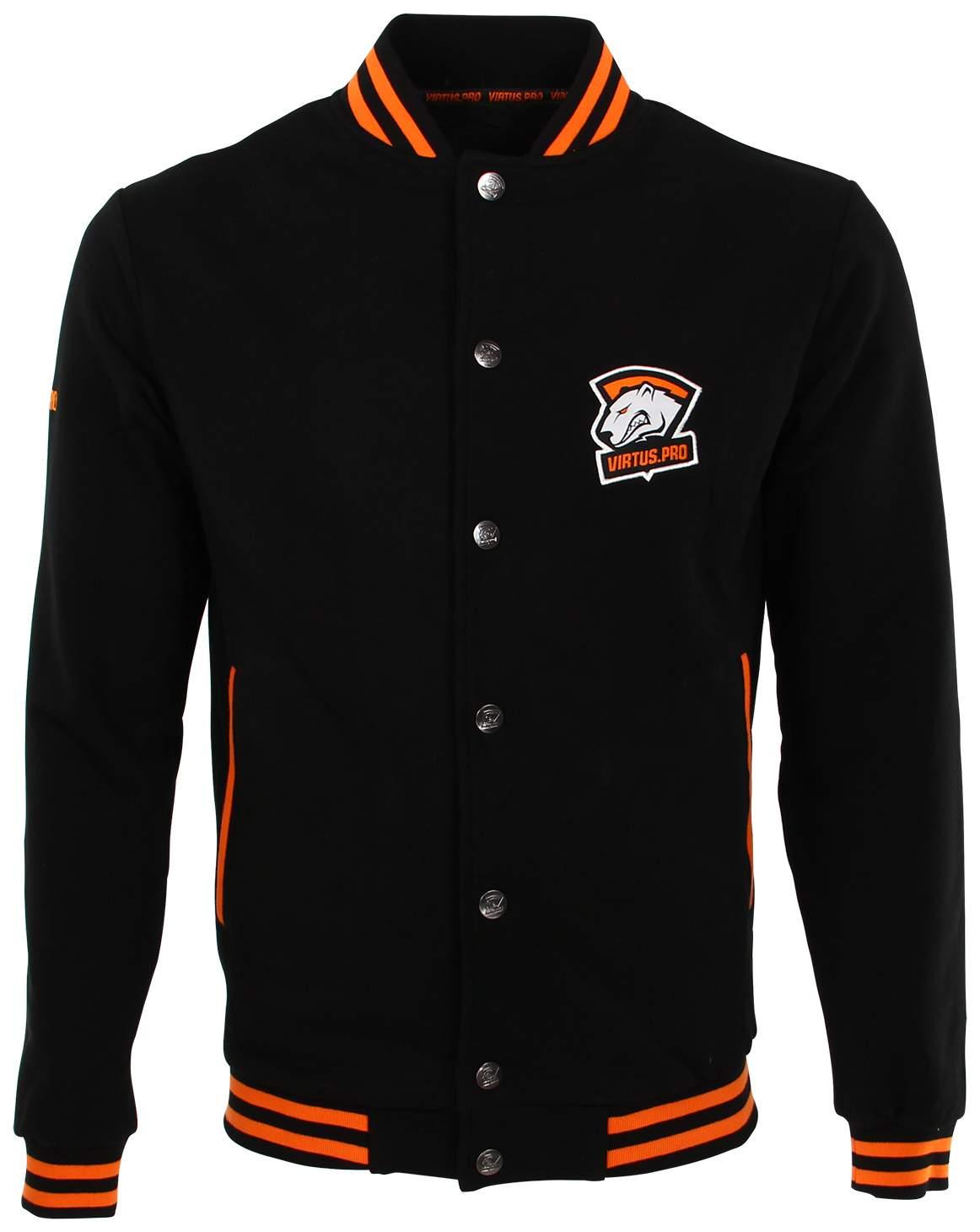 Куртка Virtus.pro College Jacket FVPCOLLEG17BK0XXL (XXL)