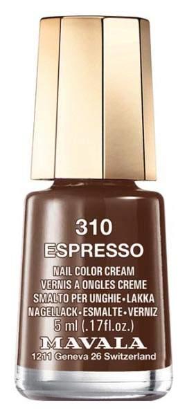 Лак для ногтей Mavala Sublime Color's 310 Espresso 5 мл