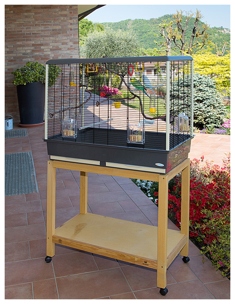 Клетка для птиц ferplast PIANO 87x46,5x70 52064811W2