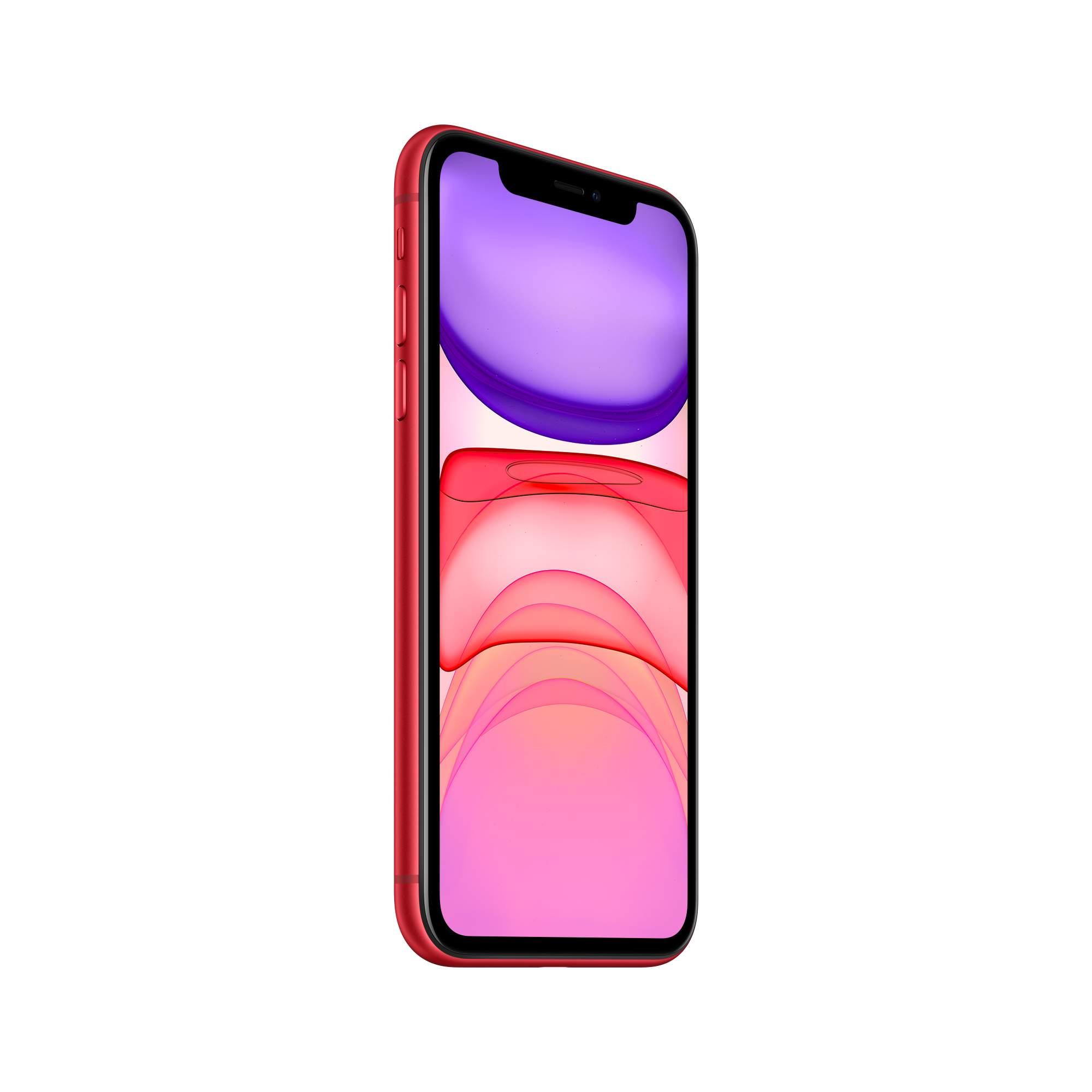 Смартфон Apple iPhone 11 128GB (PRODUCT)RED (MWM32RU/A)