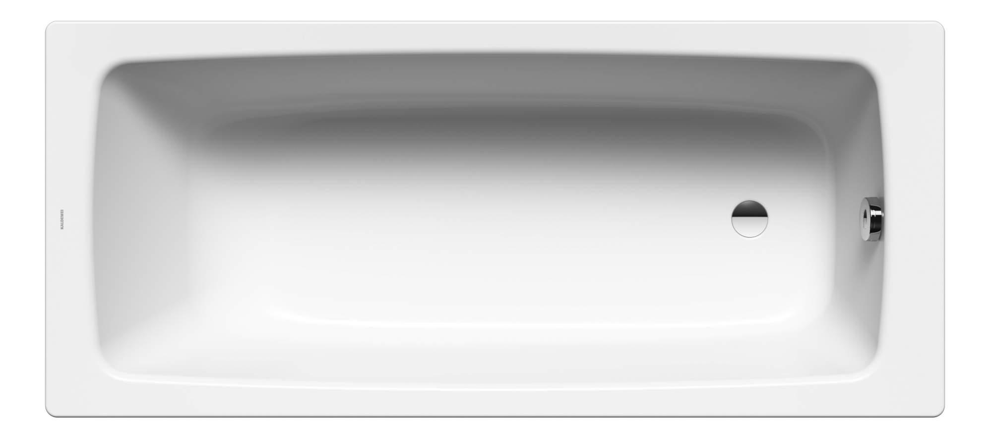 Стальная ванна KALDEWEI Cayono 750 170х75 без гидромассажа