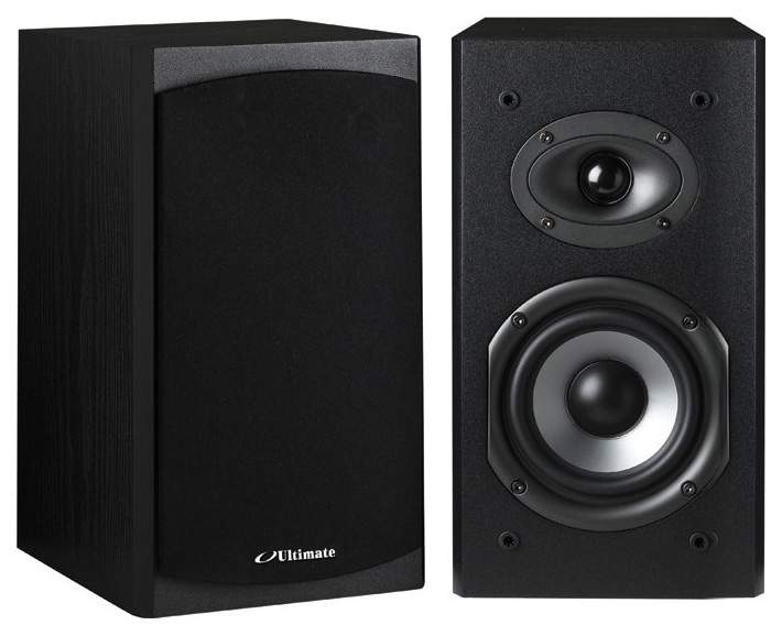 Колонки Ultimate Sound SYM1 Black Ash