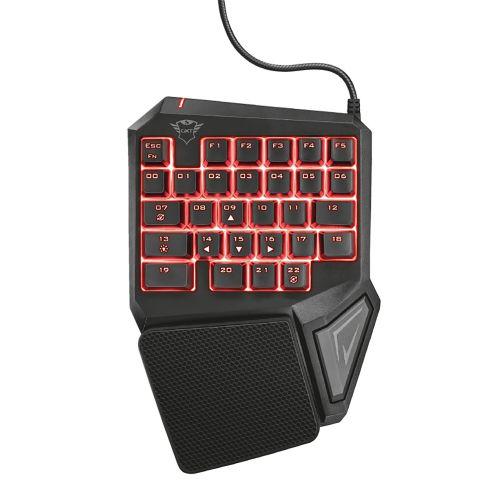 Игровая клавиатура Trust GXT 888 ASSA Black