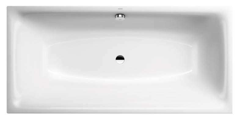 Стальная ванна KALDEWEI Silenio 676 Standard 180х80 без гидромассажа