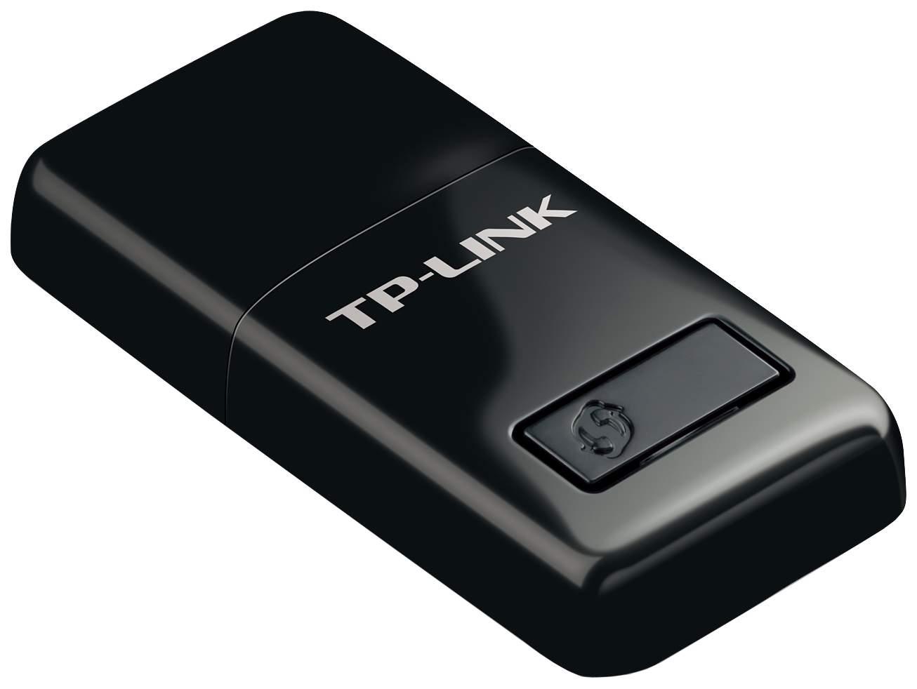 Приемник Wi-Fi Tp-link TL-WN823N  Black