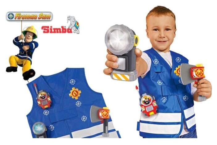 Пожарный жилет Simba Пожарный Сэм