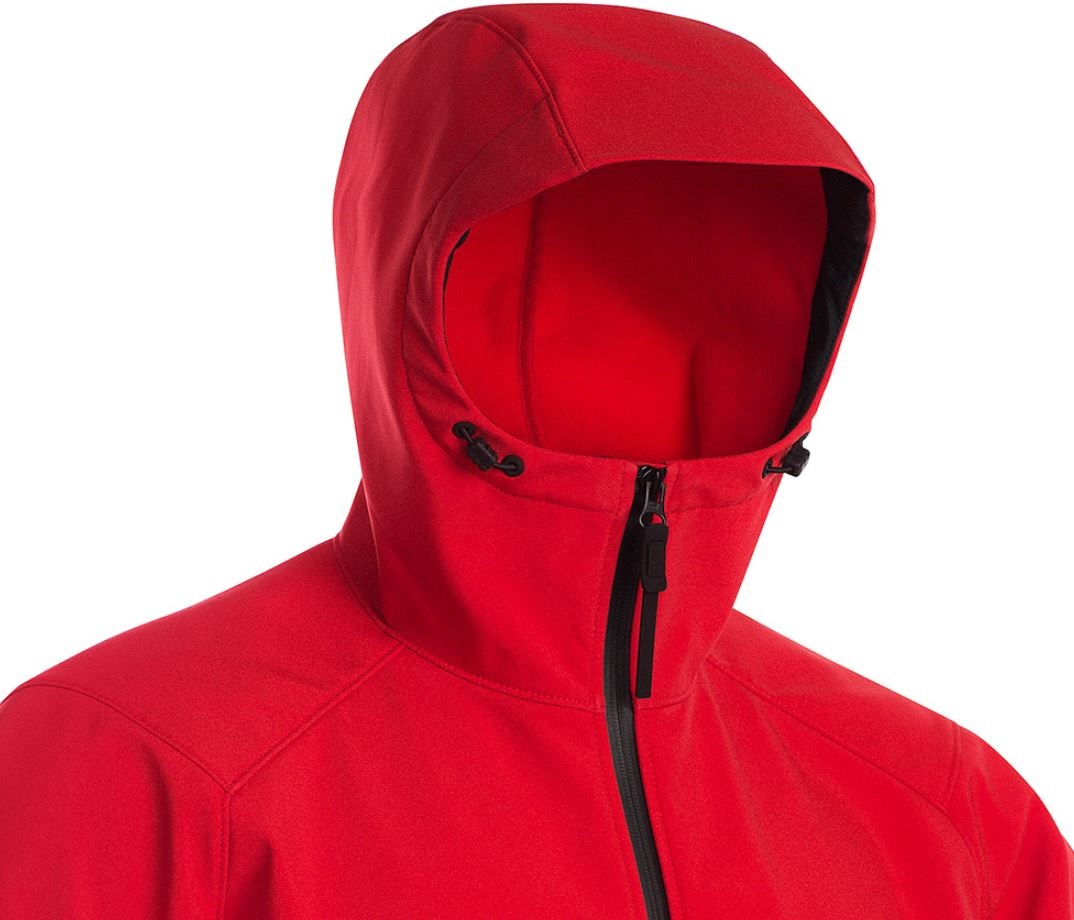 Куртка мужская Bask Sft Sarma, красная, 50 RU