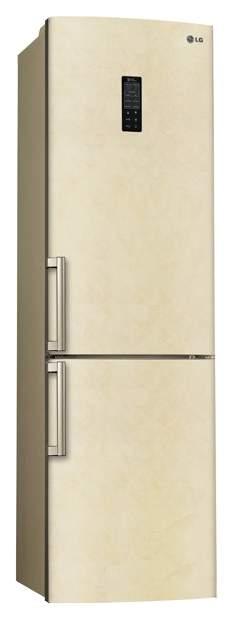 Холодильник LG GA-B 489 YEQZ Beige