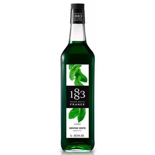 Сироп 1883 de Philibert Routin зеленая мята бутылка 1 л