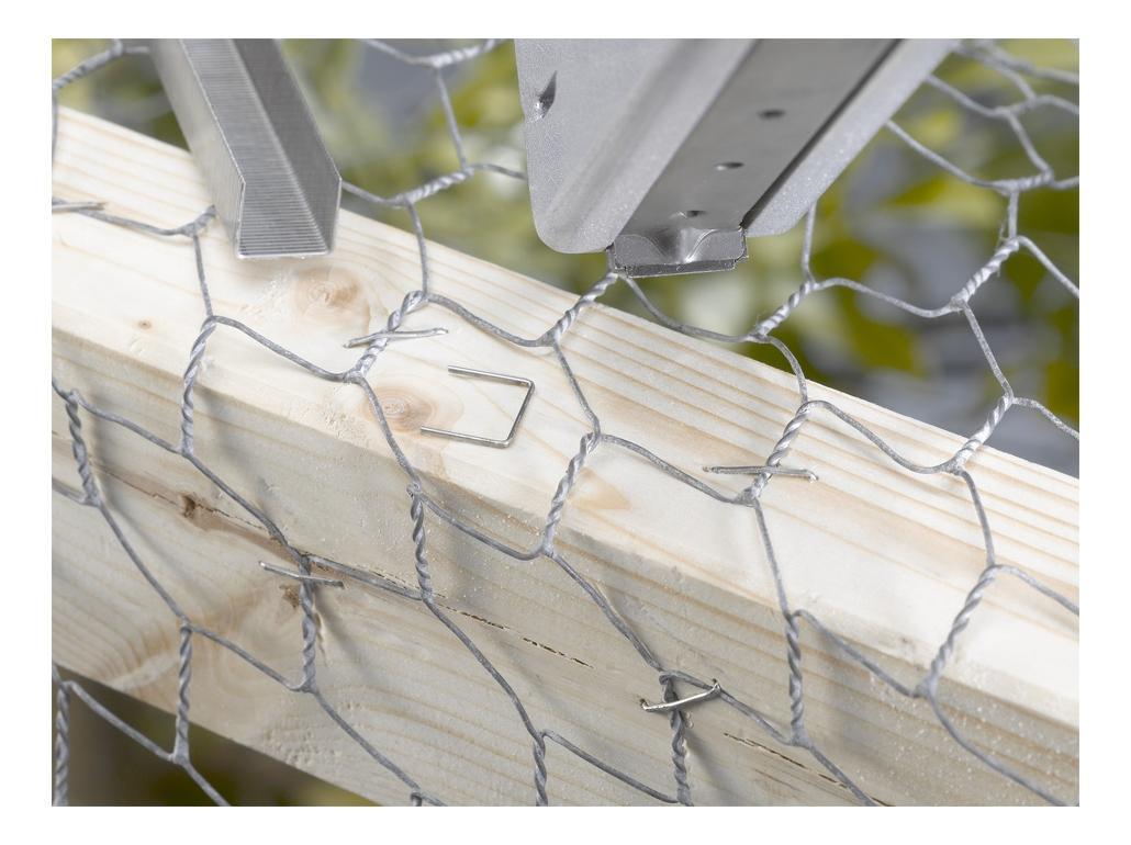 Скобы для электростеплера KWB 053-040