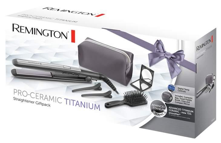 Выпрямитель волос Remington S5506GP