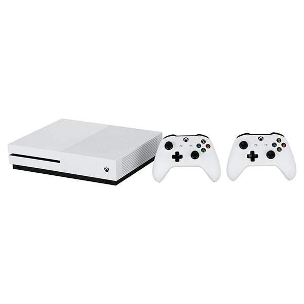 Игровая приставка Microsoft Xbox One S 1Tb White + 2 Gamepad
