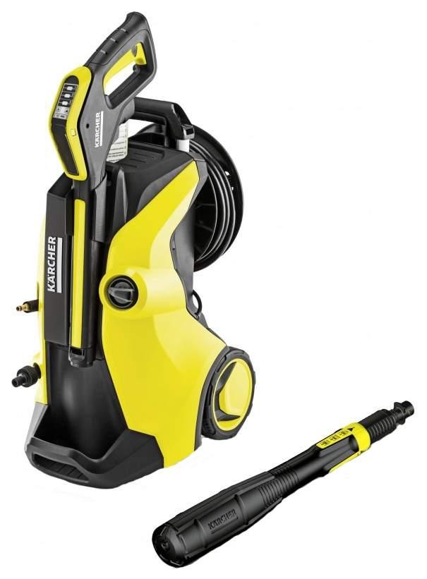 Электрическая мойка высокого давления Karcher K 7 Premium Full Control Plus 1.317-130.0