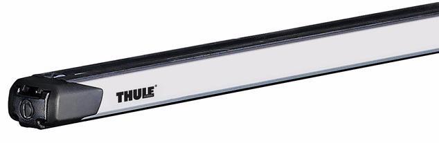 Дуги для багажника Thule SlideBar 162см 893000