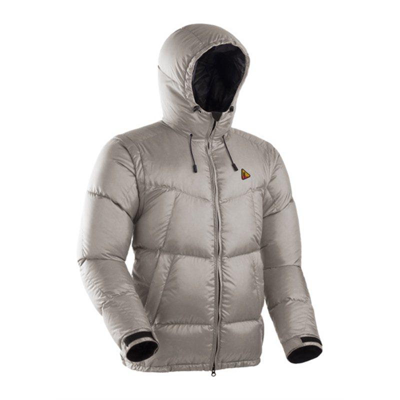 Куртка мужская Bask Tantra, светло-серая, 52 RU