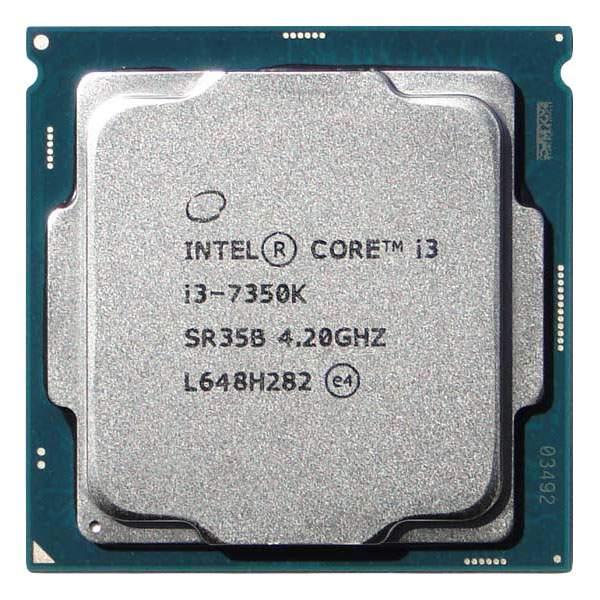Процессор Intel Core i3 7350K OEM