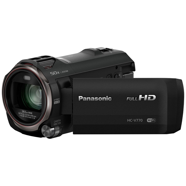 Видеокамера цифровая Panasonic HC-V770 Black