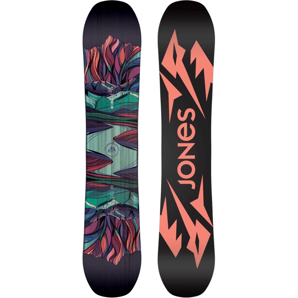 Сноуборд Jones Twin Sister 2020, 155 см