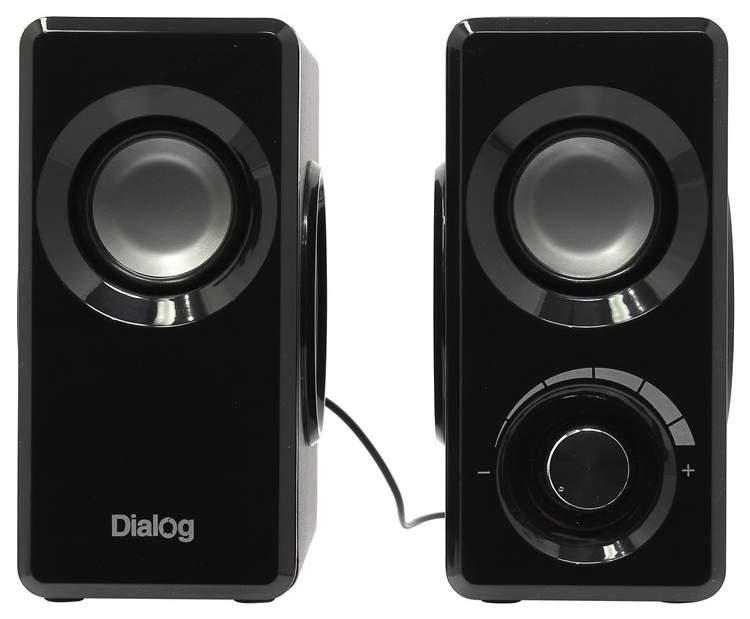 Колонки для компьютера Dialog Stride AST-25UP Black