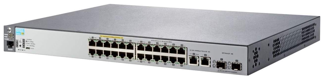 Коммутатор HP 2530-24-PoE+ J9779A