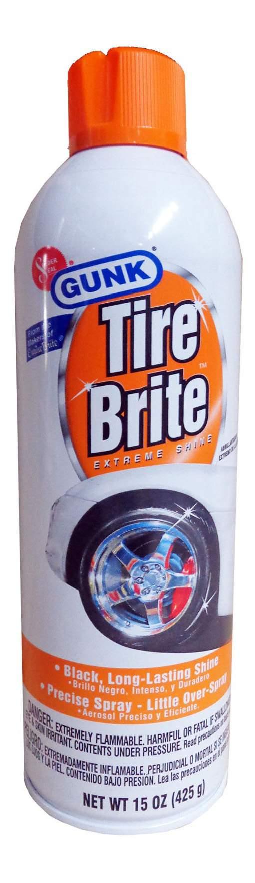 Блеск для шин GUNK Tire Brite (425гр)