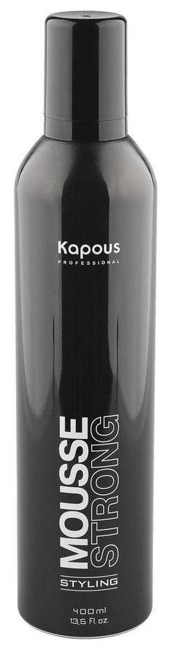 Мусс для волос Kapous Professional Styling Strong Mousse 400 мл