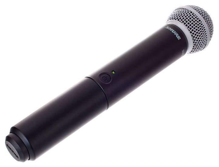 Микрофон Shure BLX2/SM58 M17