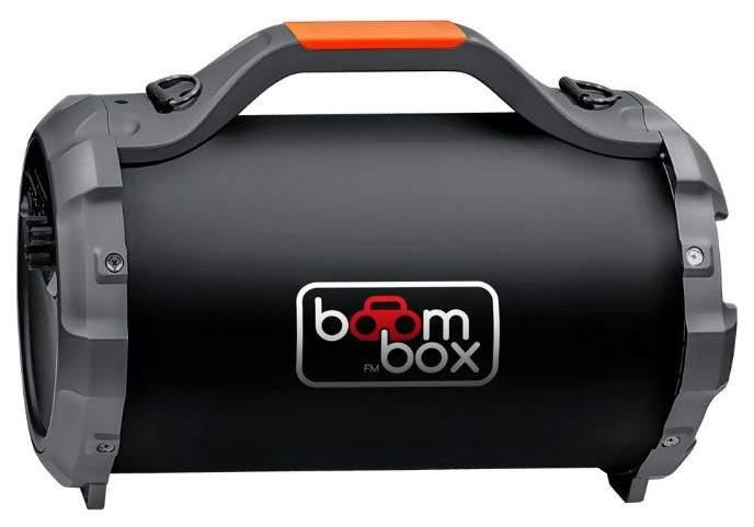 Беспроводная акустика Ginzzu GM-882B Black