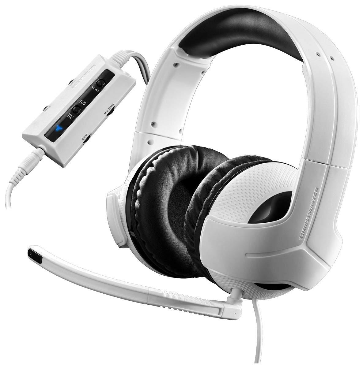 Гарнитура игровая Thrustmaster Y300CPX для PS4 / PS3 / PC / Xbox One