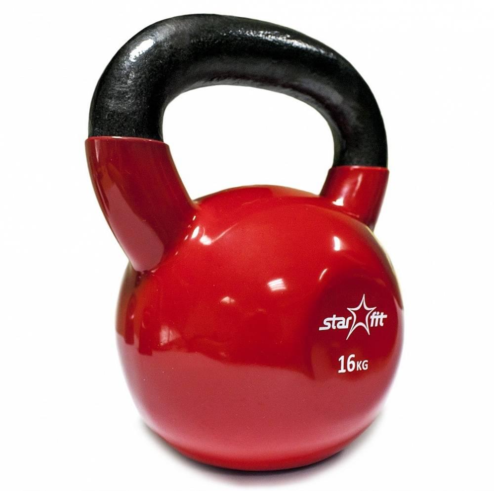 Гиря для кроссфита StarFit DB-401 16 кг