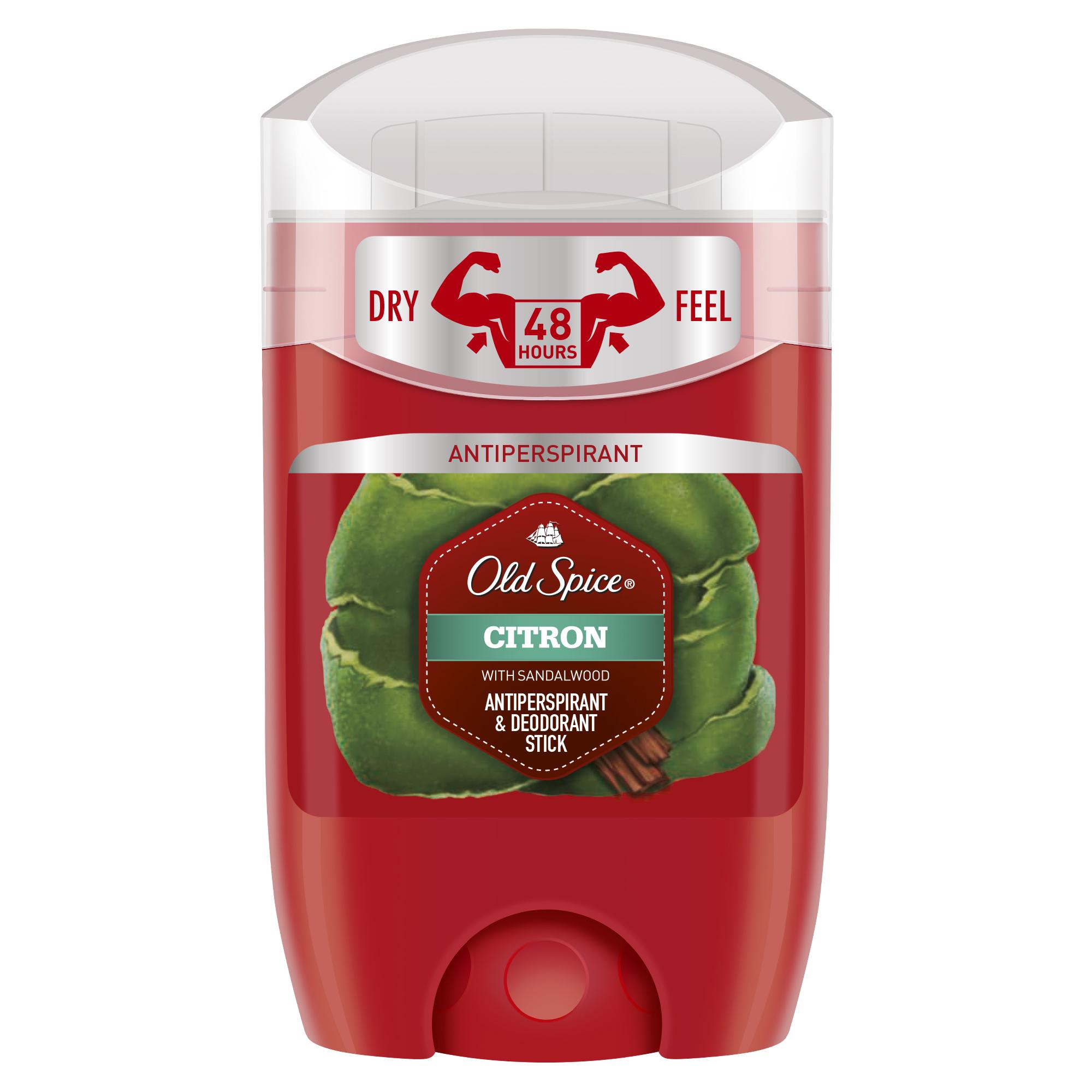 Дезодорант-антиперспирант Old Spice Citron 50 мл
