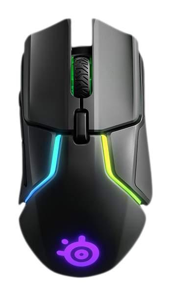 Беспроводная игровая мышь SteelSeries Rival 650 Black (62456)