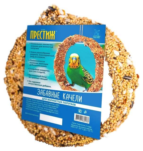 Лакомство для птиц Престиж Забавные Качели