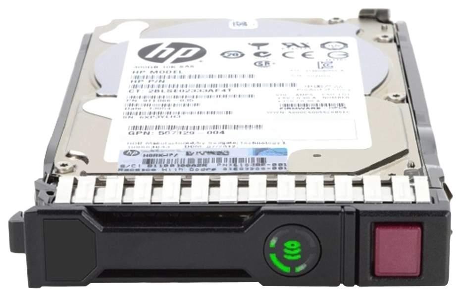 Внутренний жесткий диск HP 2TB (801884-B21)