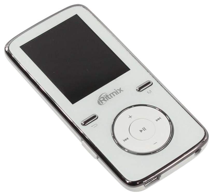 MP3-плеер Ritmix RF-4950 8GB White 15115254
