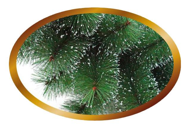 Ель искусственная Новогодняя сказка заснеженная 60 см
