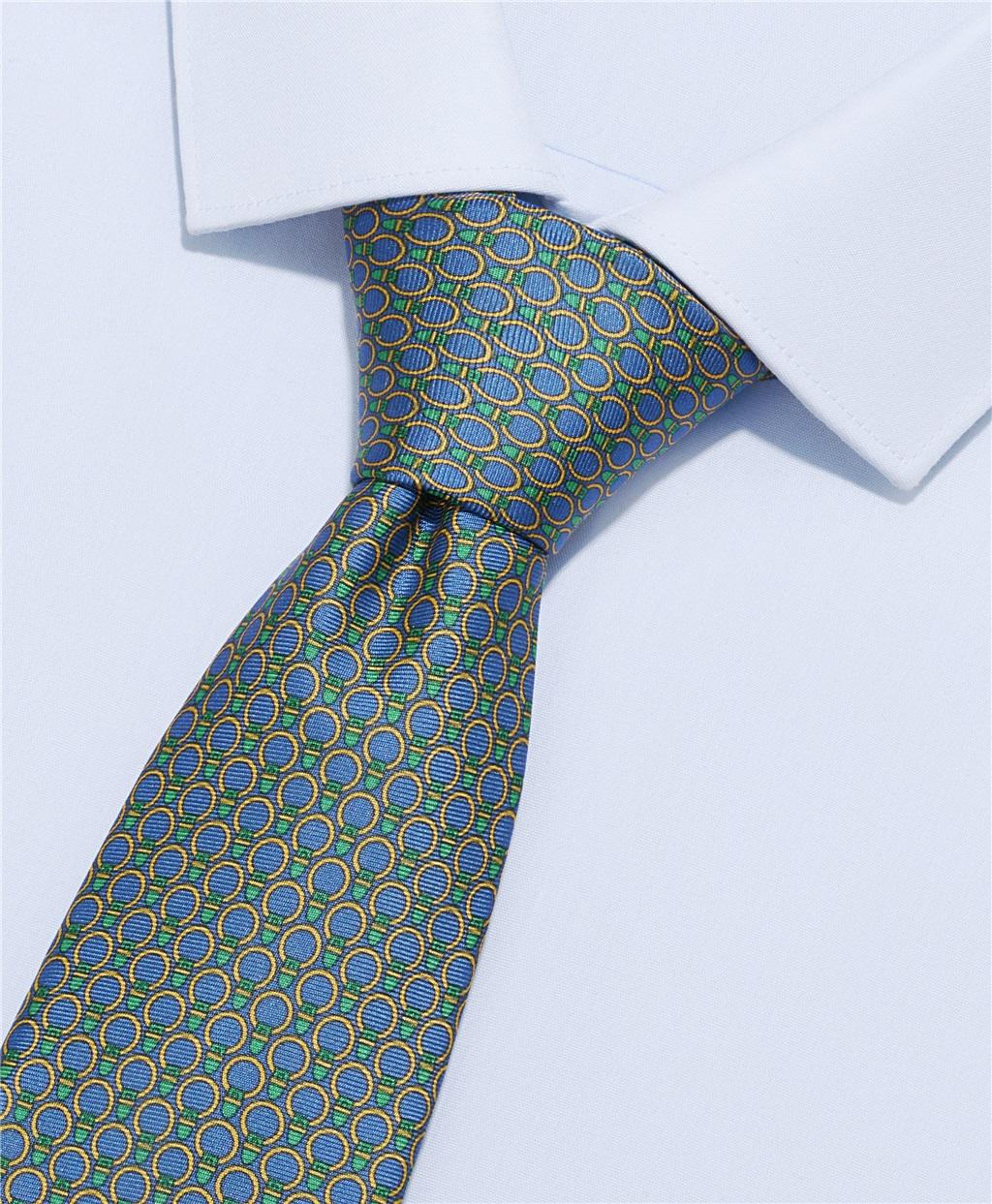 Галстук мужской HENDERSON TS-1811 зеленый