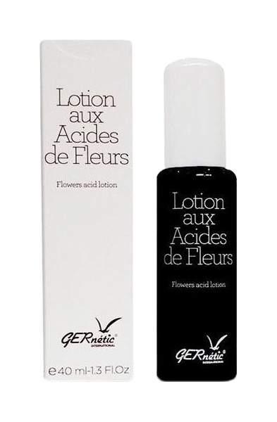 Пилинг для лица Gernetic Lotion aux Acides de Fleurs 40 мл