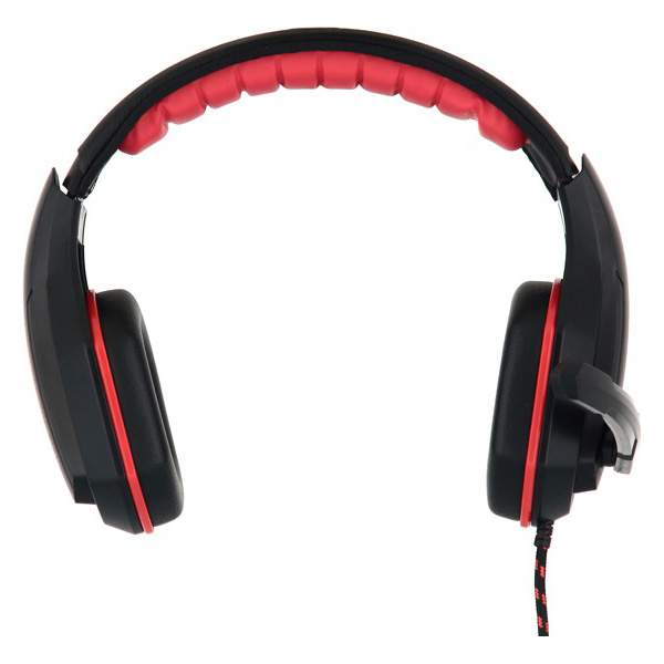 Игровые наушники Red Square Bomber RSQ-30006 Red/Black