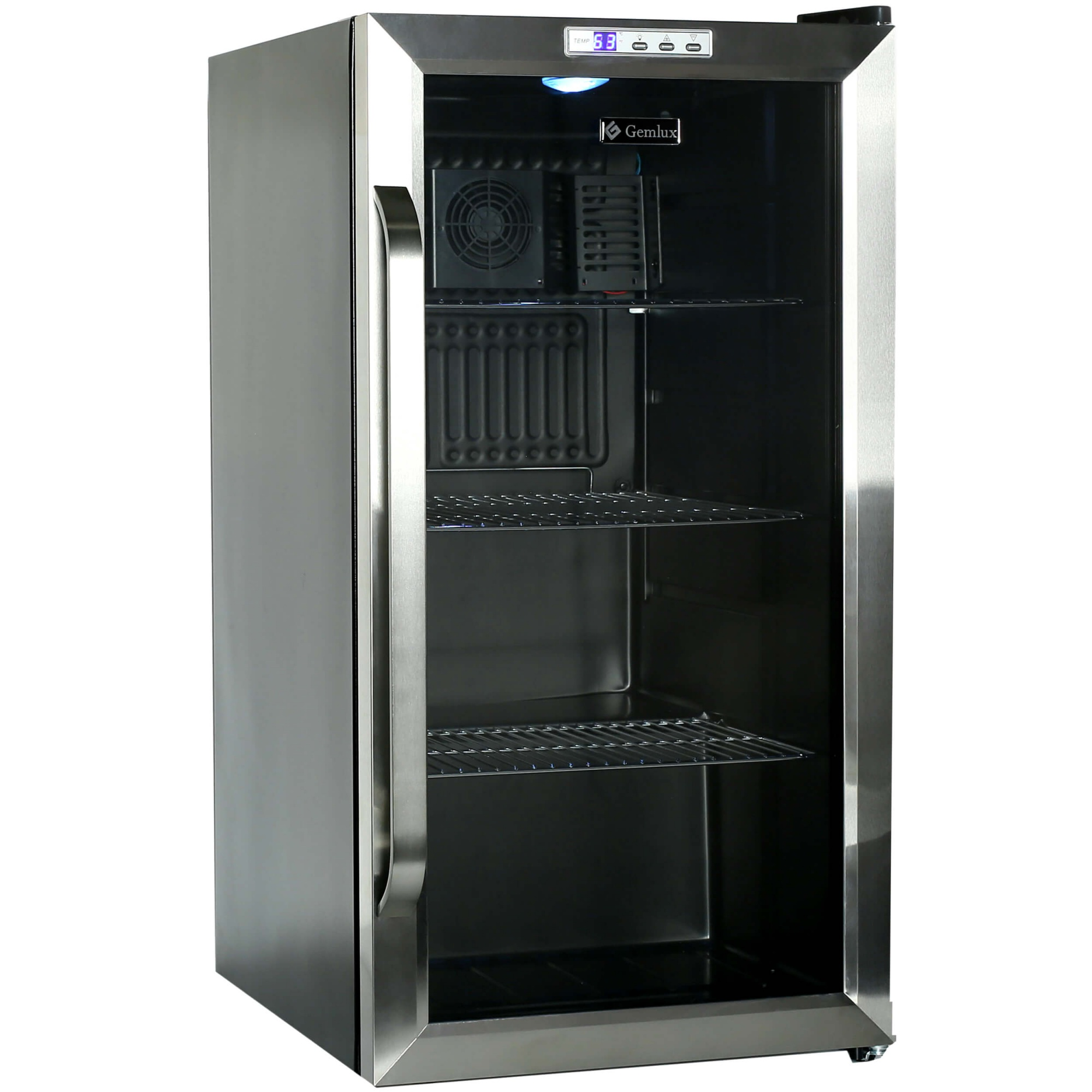 Холодильная витрина Gemlux GL-BC88WD