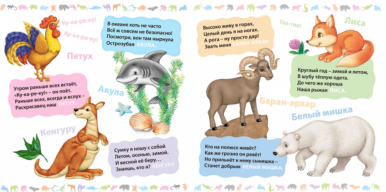 масса загадки про животных ответы в картинках индивидуального