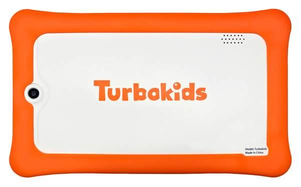 Планшет TurboKids New White/Orange